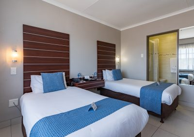 Hotel Savoy & Conference Centre Twin Rooms