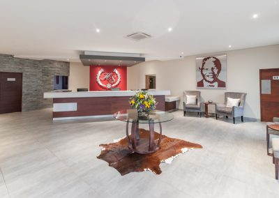 Hotel Savoy & Conference Centre Mthatha New Reception